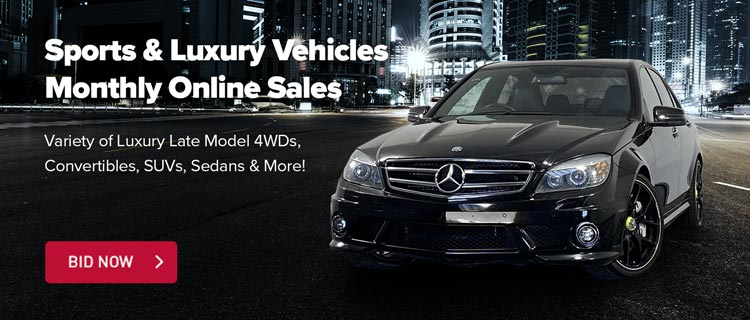 Sports & Luxury Auctions