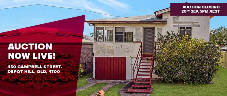 430 Campbell Street, Depot Hill, QLD, 4700