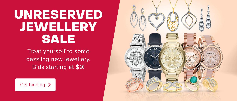 Unreserved Jewellery Sale