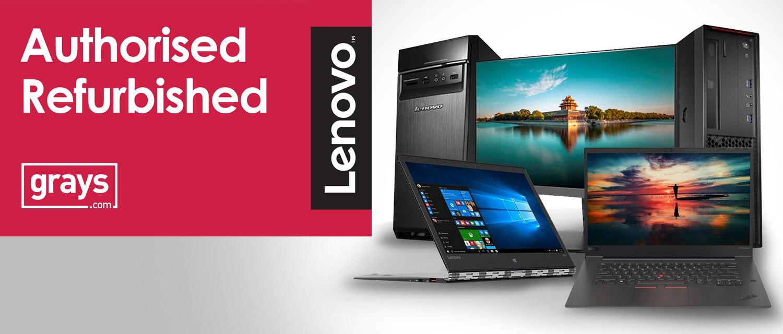 Authorised Refurbished Lenovo