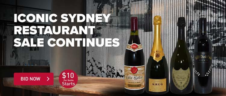 Iconic Sydney Restaurant Sale