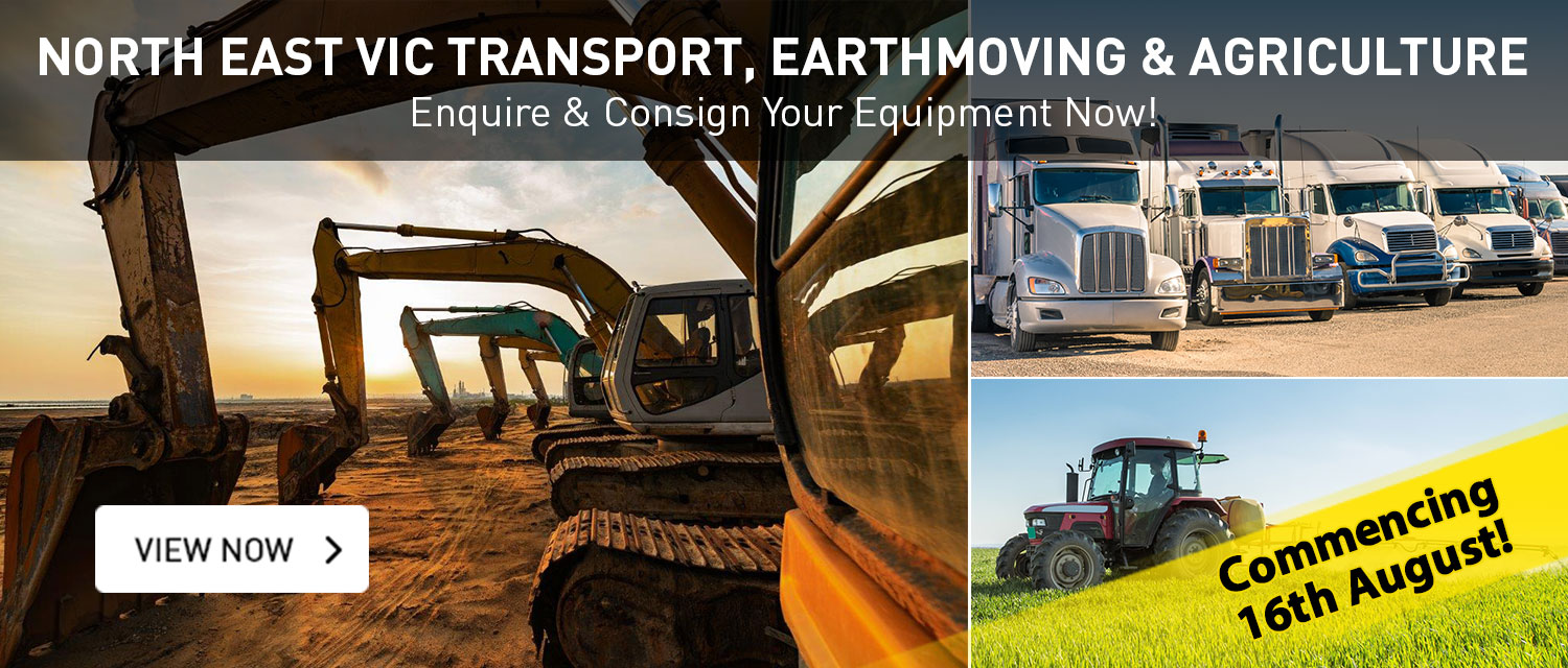 North East VIC Transport, Earthmoving & Agriculture