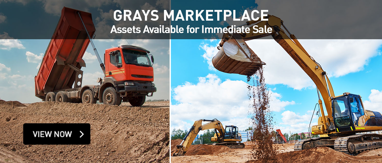 Grays Marketplace | Assets Available for Immediate Sale