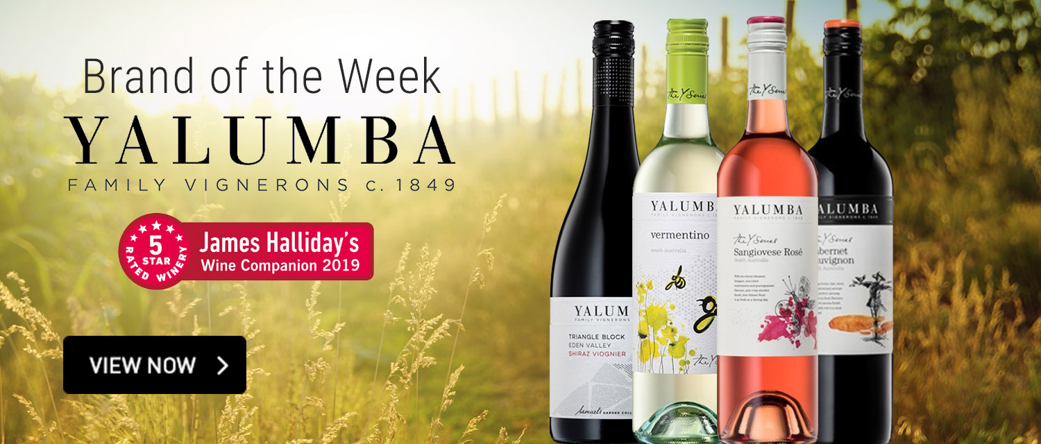 Brand of the Week - Yalumba
