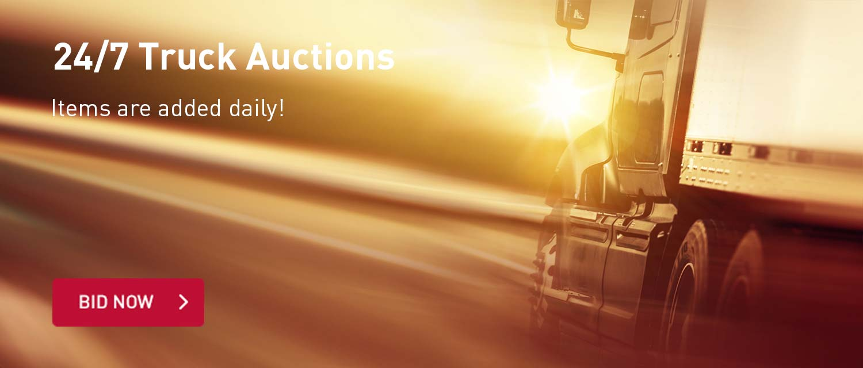 24/7 Truck Sale