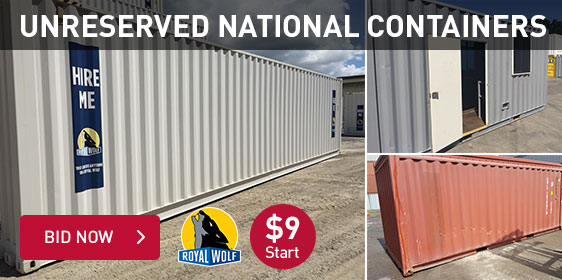 Unreserved National Containers