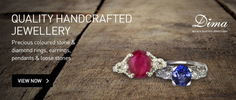Quality Handcrafted Jewellery by Dima