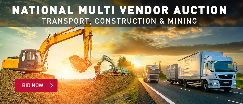 National Multi Vendor Auction