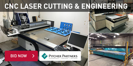 CNC Laser Cutting & Engineering