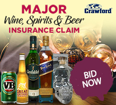 Major Wine, Spirits & Beer Insurance Clearqnce