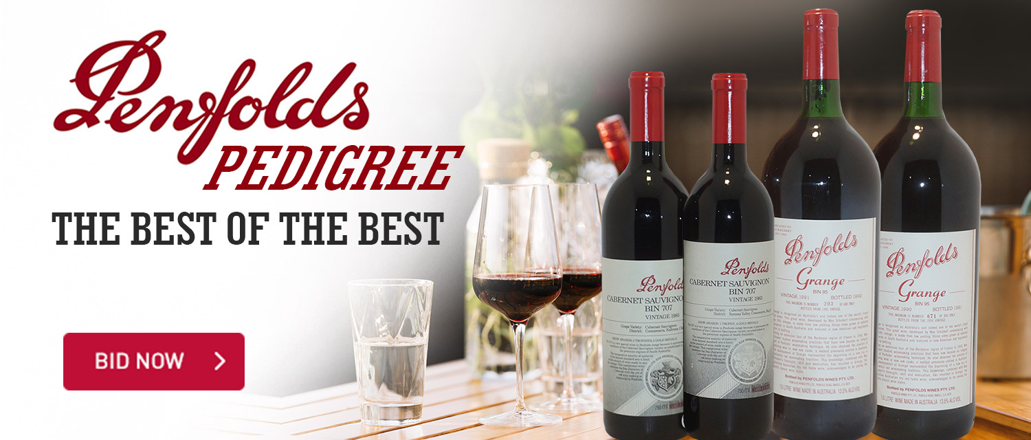 Penfolds Pedigree The Best of the Best