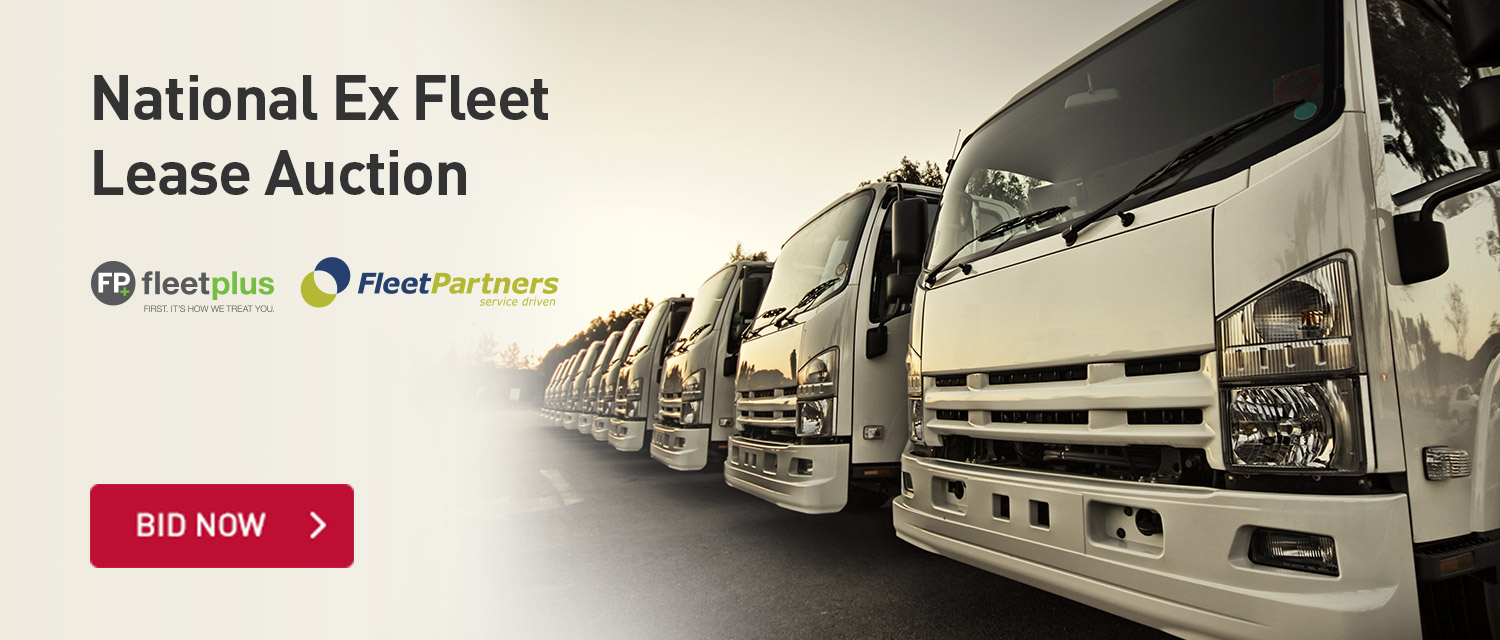 National Ex Fleet Truck AUction