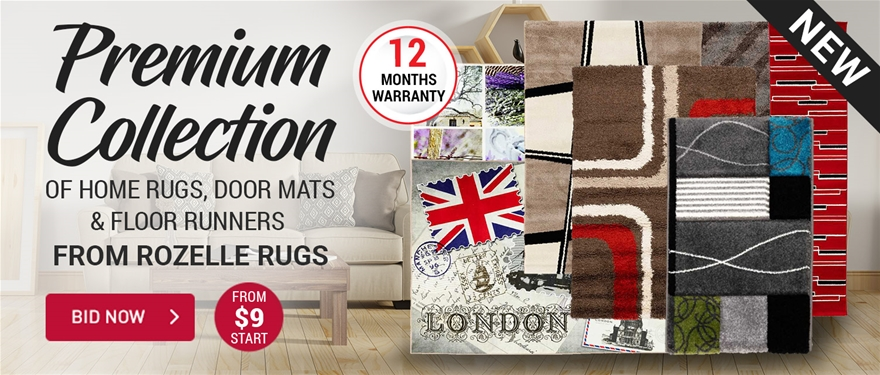 Premium Collection of Rugs