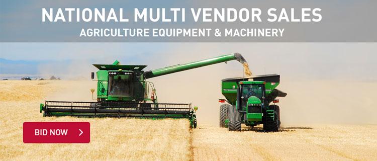National Multi Vendor Sales Agri Equipment & Machinery