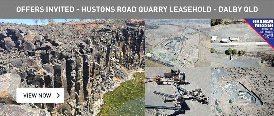 Offers Invited - Hustons Road Quarry Leasehold Dalby QLD