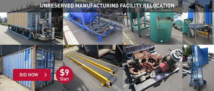 Unreserved Manufacturing Facility Relocation