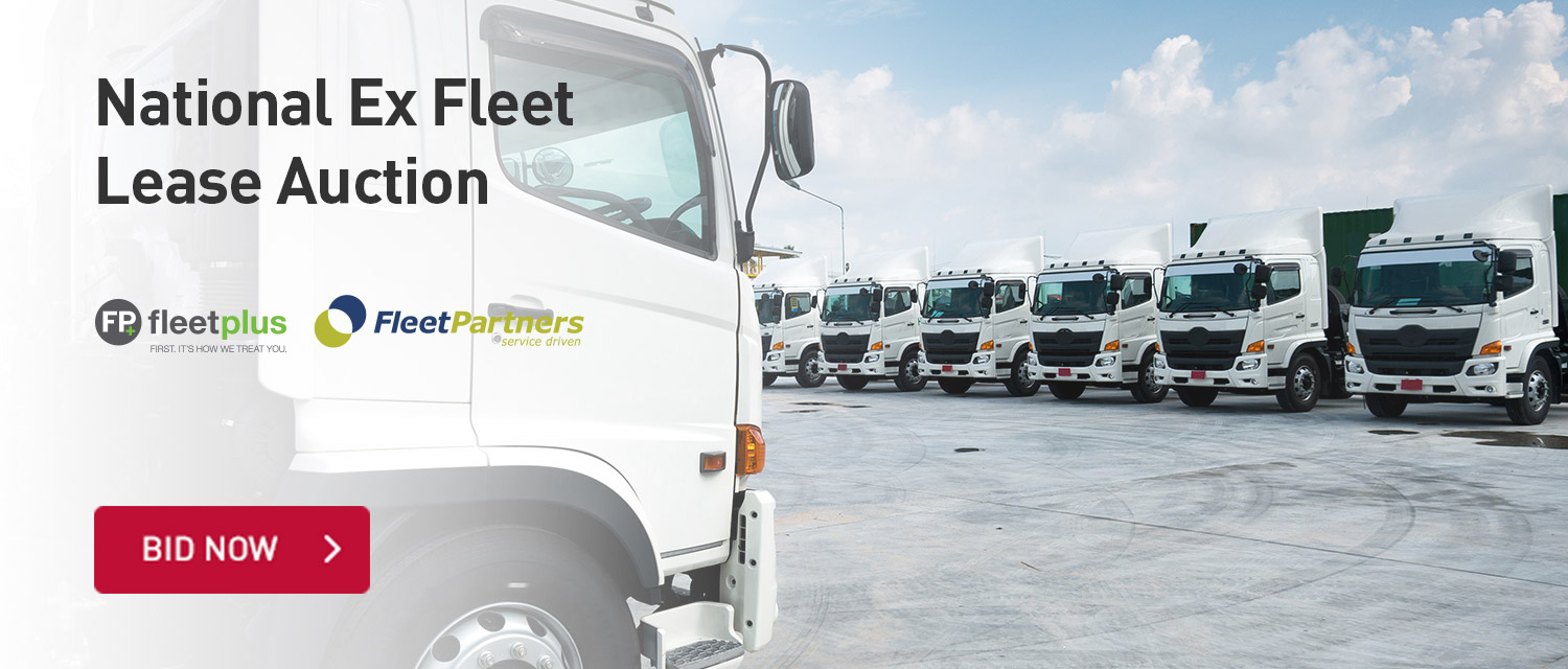 National Ex Fleet Lease Auction