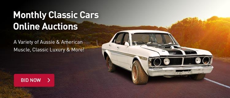 Classic Cars Auction