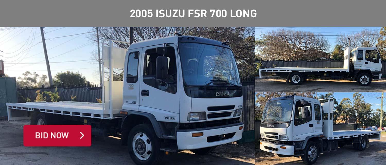 2005 Isuzu FSR 700 Long