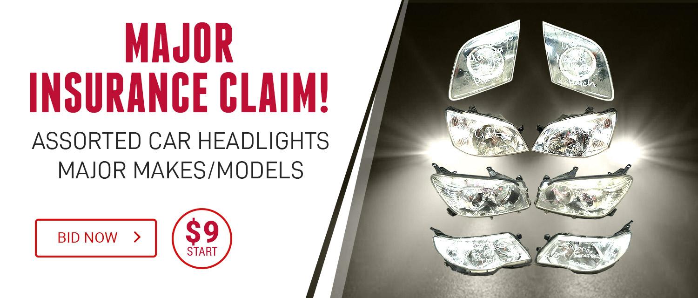 Car Headlights Clearance