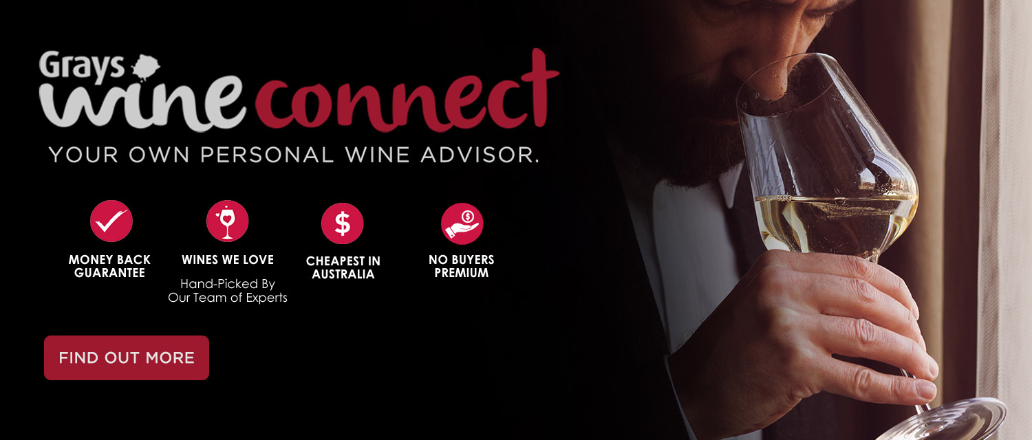 Grays Wine Connect - Your Own Personal Wine Advisor