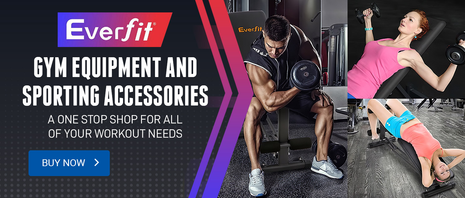 Everfit Gym Equipment and SPorting Accessories