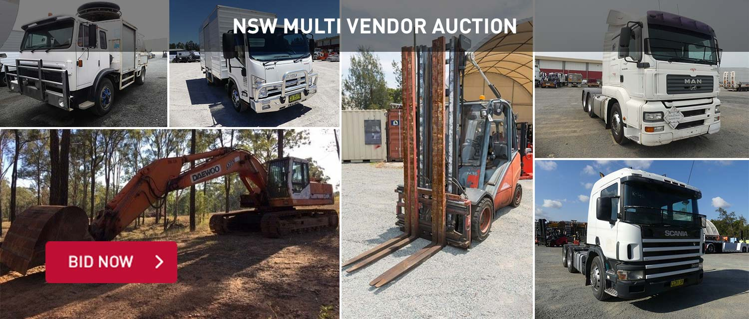 NSW Multi Vendor Auction
