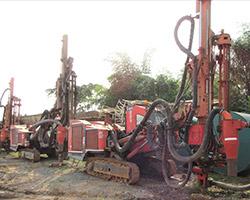 Blast Hole & Exploration Drills