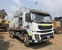 Support Trucks & Equipment