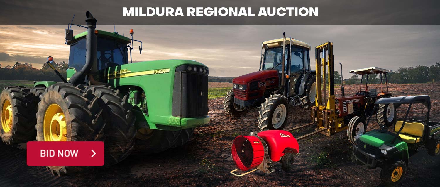 Mildura Regional Auction