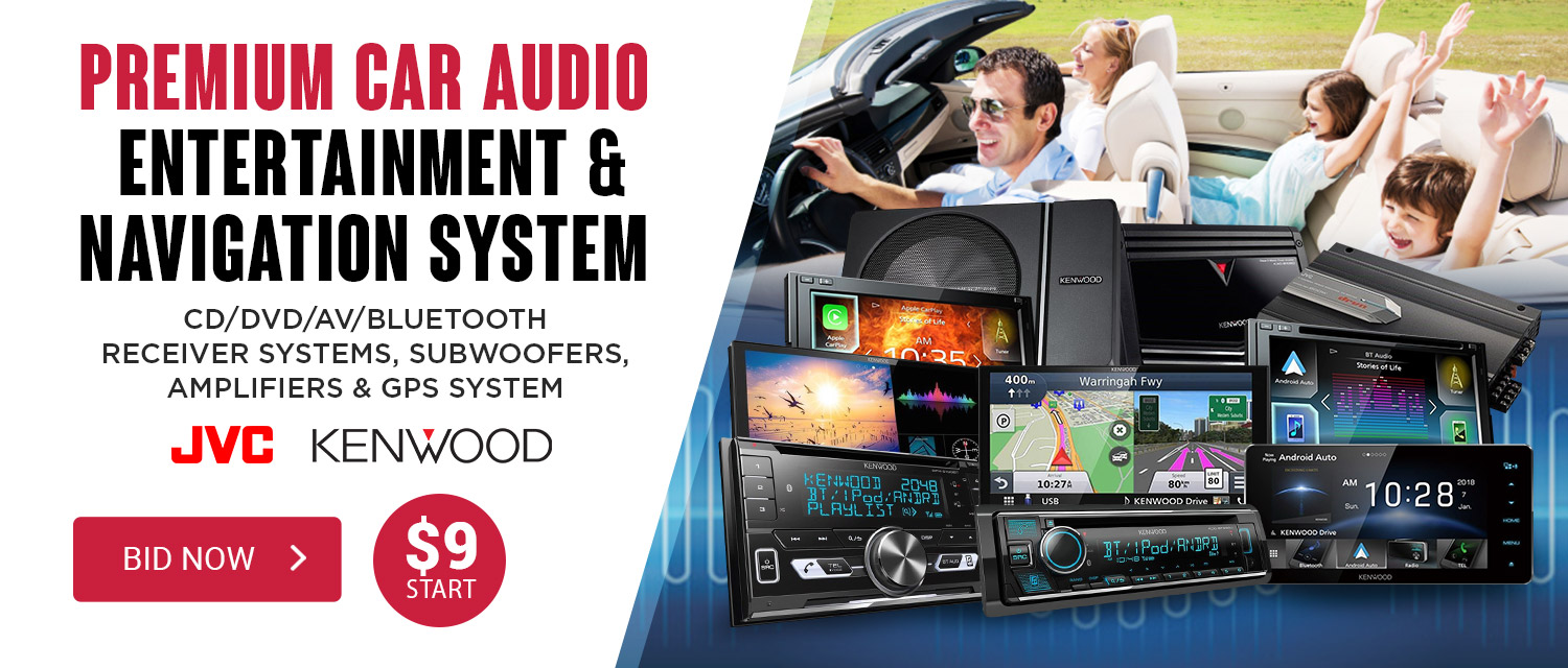 Car Audio and Nav systems