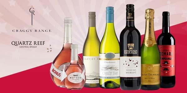 $20 OFF Select Fine Wine