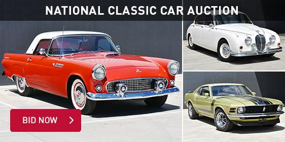 National Classic Car Auction