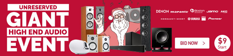 High End Audio and TV Sale
