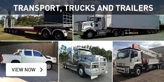 Transport, Truck and Trailers
