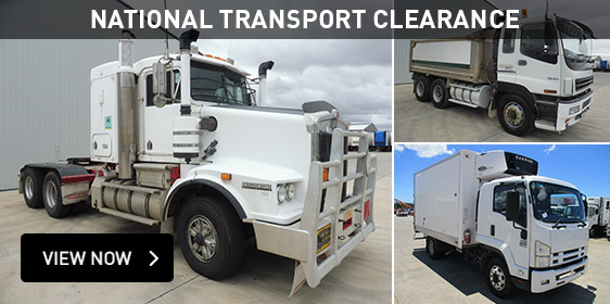 National Transport Clearance