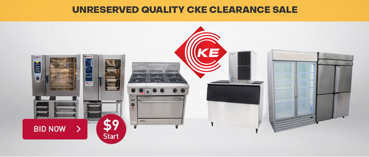 UNRESERVED QUALITY CKE CLEARANCE SALE