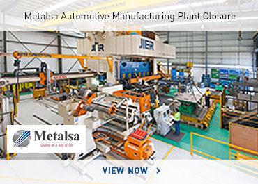 Metalsa Automotive Manufacturing Plant Closure