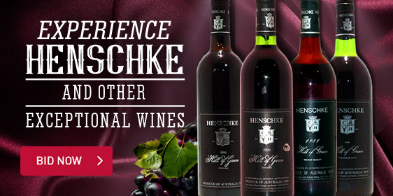 Experience Henschke and Other Exceptional Wines