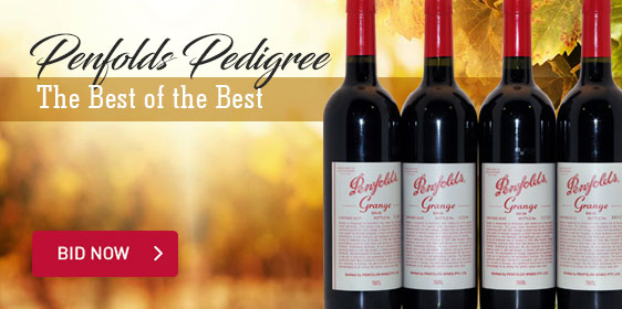 Penfolds Pedigree | The Best of the Best