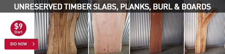 Unreserved Timberslabs
