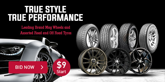 Major Insurance Claim | Leading Brand Tyres & Mag Wheels