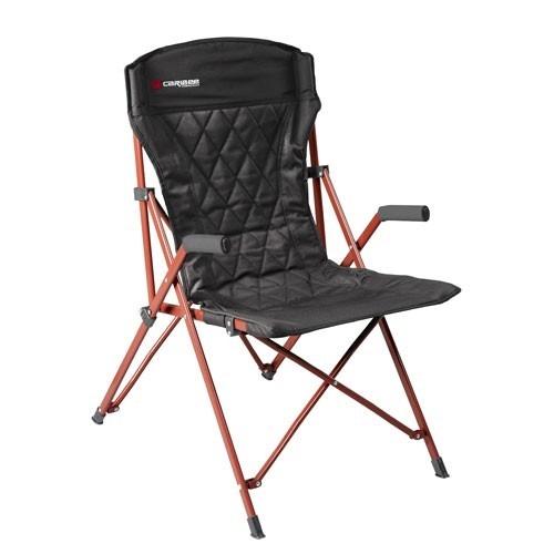 Caribee Chieftain Chair Grey Color