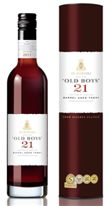De Bortoli `Old Boys` 21YO Tawny NV (6 x