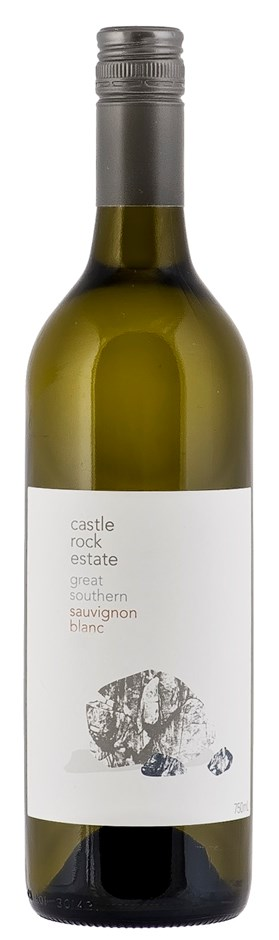 Castle Rock Estate Sauvignon Blanc 2015 (12 x 750mL), Great Southern, WA.