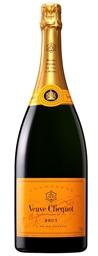 Veuve Clicquot Brut NV (3 x 1.5L Magnum), Champagne, France.