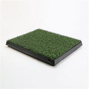 Pet Potty Training Pad Tray L - 1 Grass