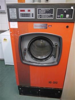 Whirlpool Commercial Washing Machine Extra Large Capacity