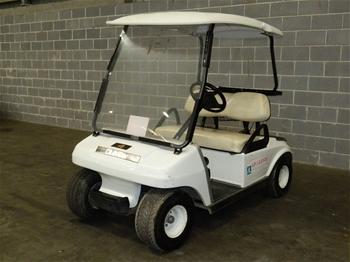 2002 yamaha g19e electric golf cart colour white serial for Yamaha golf cart id