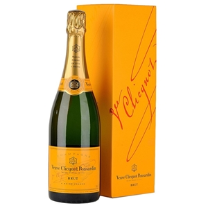 Veuve Clicquot Yellow Label Brut NV (6 x